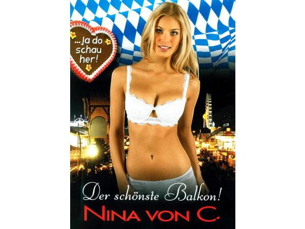 NINA von C. - Dirndl BH
